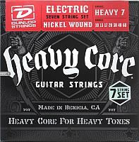 Струны для электрогитары Dunlop Manufacturing DHCN1060-7 -