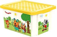 Ящик для хранения Little Angel Три кота Игры Веселье / 1525 -