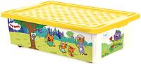 Ящик для хранения Little Angel Три кота Игры Веселье / 1526 -