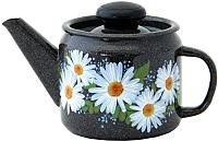 Чайник Лысьвенские эмали Ромашки С-2707 П2/4РкЭ -