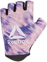 Перчатки для фитнеса Reebok RAGB-13624 (M, розовый) -