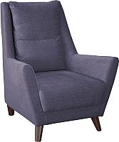 Кресло мягкое Нижегородмебель и К Дали ТК 242 (лаунж 34) -