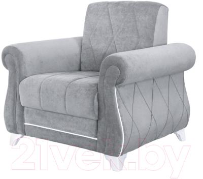 Кресло мягкое Нижегородмебель и К Роуз ТК 123