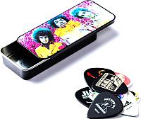 Набор медиаторов Dunlop Manufacturing Jimi Hendrix Are You Experienced / JHPT01M -