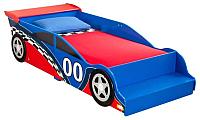 Стилизованная кровать детская KidKraft Гоночная машина / 76038 KE -