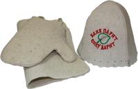 Набор текстиля для бани Бацькина баня 13007 -