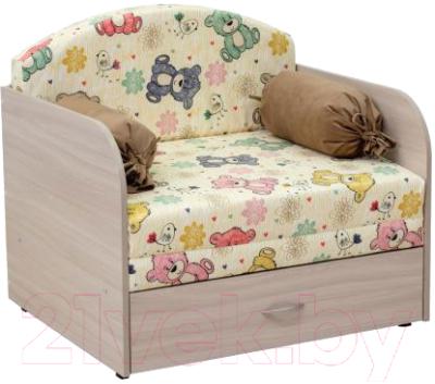 Кресло-кровать Нижегородмебель и К Антошка 1 010 85
