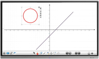 Интерактивная панель Prestigio MultiBoard 86 / PMB728L862 -