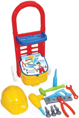 Тележка с инструментами игрушечная Terides Т2-132 стул нота т2