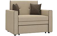 Кресло-кровать Нижегородмебель и К Найс 85 ТД 111 (альма 40/альма 26) -