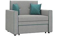 Кресло-кровать Нижегородмебель и К Найс 85 ТД 112 (альма 21/альма 25) -