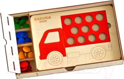 Развивающая игрушка RadugaKids Грузовики / RK1022