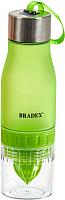 Бутылка для воды Bradex SF 0520 (салатовый) -