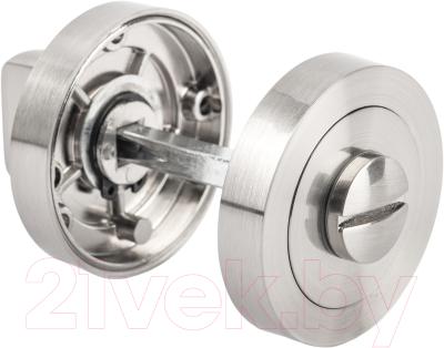 Фиксатор дверной защелки Lockit WC R01 SN