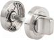 Фиксатор дверной защелки Lockit WC R01 SN -
