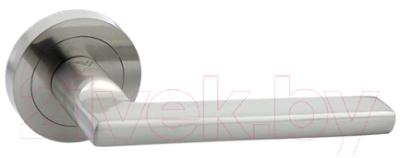 Ручка дверная Lockit Сплит R01 SN