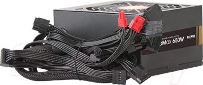 Блок питания для компьютера Zalman ZM650-GVII 650W