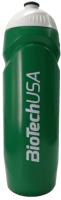 Бутылка для воды BioTechUSA I00004302 (темно-зеленый) -