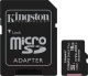 Карта памяти Kingston Canvas Select Plus microSDHC 16GB + адаптер (SDCS2/16GB) -