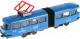 Трамвай игрушечный Технопарк SB-18-01-BL-WB(NO IC) -