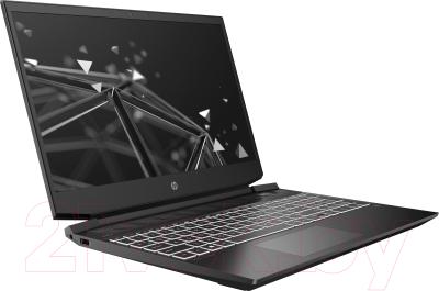 Игровой ноутбук HP Pavilion Gaming 15-ec0024ur (8NG03EA)