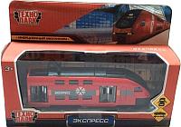 Элемент железной дороги Технопарк Поезд экспресс / SB-18-15WB.19 -