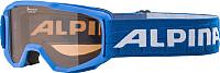 Маска горнолыжная Alpina Sports 2019-20 Piney SH S2 6-9 / A7268481 (синий) -