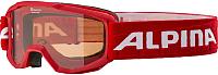 Маска горнолыжная Alpina Sports 2019-20 Piney SH S2 6-9 / A7268451 (красный) -