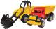 Набор игрушечных автомобилей Terides Грузовик и бульдозер / Т8-017 -