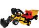 Набор игрушечных автомобилей Terides Грузовик и бульдозер с ковшом / Т8-012 -