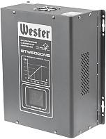 Стабилизатор напряжения Wester STW5000NS (534357) -
