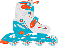 Роликовые коньки Ridex Cricket (р-р 39-42, синий) -