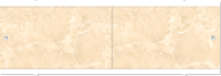 Экран для ванны МетаКам Amato 1.68 (№5) -