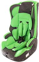 Автокресло Мишутка 513 RF (28/green/black dot) -