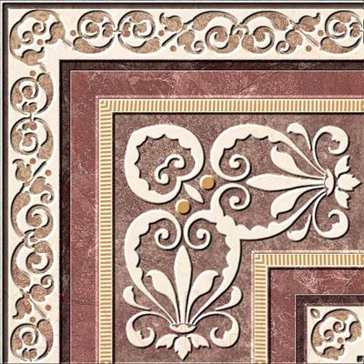 Декоративная плитка Absolut Keramika Marble Esquinera (220x220)