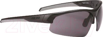 Очки солнцезащитные BBB Impress / BSG-60D (матовый черный/дымчатые линзы)