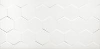 Плитка Netto White Hexagon (300x600) -