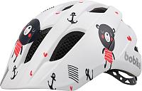 Защитный шлем Bobike Helmet Plus Teddy Bear / 8742000006 (XS) -