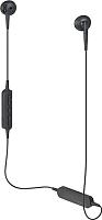 Беспроводные наушники Audio-Technica ATH-C200BT (черный) -