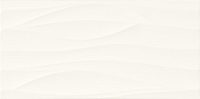 Плитка Cersanit White Satin Wave Structure PS800 (298x598) -
