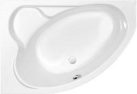 Ванна акриловая Cersanit Kaliope 153x100 L / WA-KALIOPE-153-L-W -