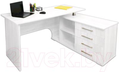 Компьютерный стол Тэкс Грета-16 правый