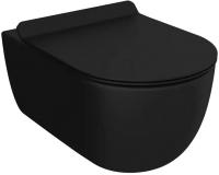 Унитаз подвесной Bocchi V-Tondo Compacto Rimless 1417-004-0129 -
