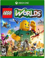 Игра для игровой консоли Microsoft Xbox One LEGO Worlds -