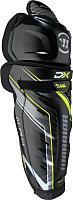 Щитки хоккейные Warrior DX4 SR Shin Grd / DX4SGSR9-16 -