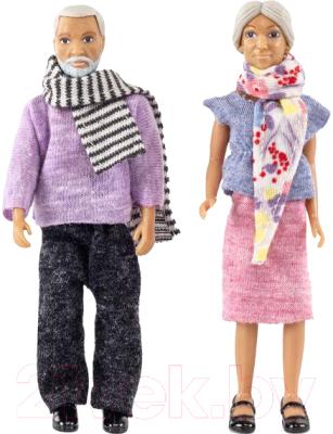 Набор кукол Lundby Бабушка с дедушкой / LB-60806700