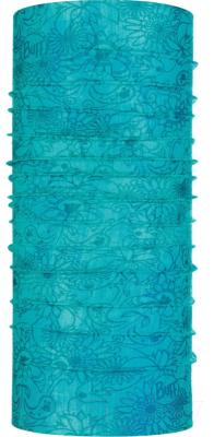 Бафф Buff CoolNet UV+ Insect Shield Surya Turquoise (119342.789.10.00)