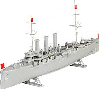 Сборная модель Огонек Крейсер Аврора 1:400 / С-181 -