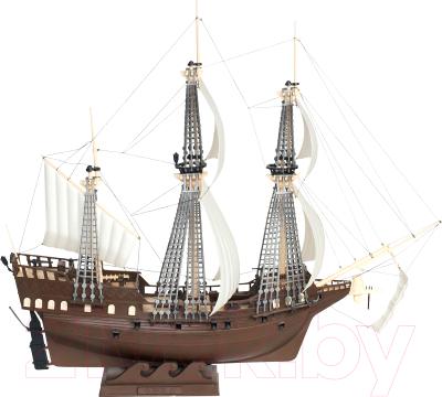 Сборная модель Огонек Парусный военный корабль Орел / С-177