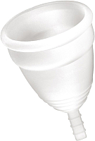Менструальная чаша Yoba Nature Coupe 117485 / 5260042020 (L, белый) -